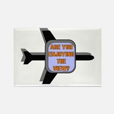 *NEW DESIGN* Are You Enjoying Rectangle Magnet