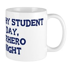 Geography Student by day Mug