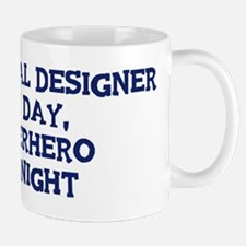 Industrial Designer by day Mug