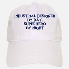 Industrial Designer by day Baseball Baseball Cap