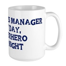 Facilities Manager by day Mug