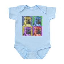 Shar-Pei Infant Creeper
