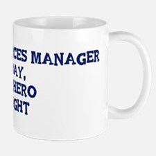 Human Resources Manager by da Mug