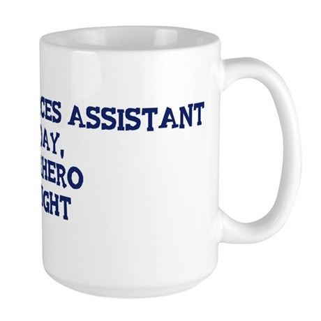 Human Resources Assistant by Large Mug