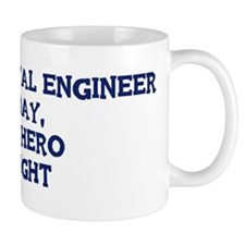 Environmental Engineer by day Small Mug
