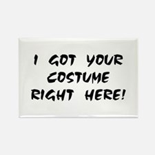 YOUR COSTUME RIGHT HERE! Rectangle Magnet (10 pack