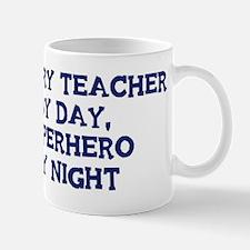 History Teacher by day Mug