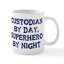 Custodian by day Mug