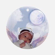 Chassidy Ornament (Round)