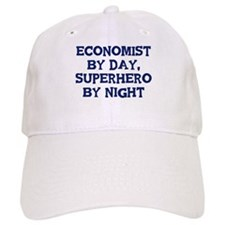 Economist by day Baseball Cap
