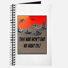 This war won't end Journal