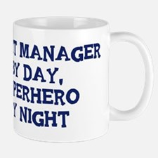 Credit Manager by day Mug