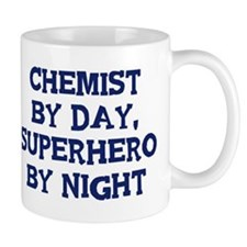 Chemist by day Mug