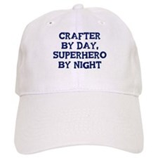 Crafter by day Baseball Cap