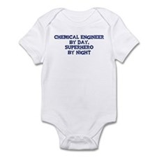 Chemical Engineer by day Infant Bodysuit
