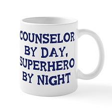 Counselor by day Mug