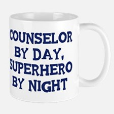 Counselor by day Small Small Mug