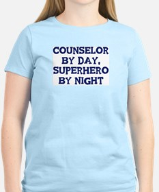 Counselor by day T-Shirt