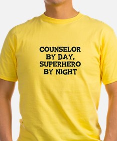 Counselor by day T