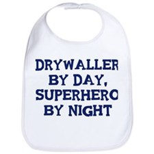 Drywaller by day Bib