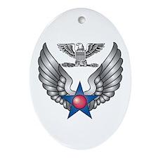 Colonel Oval Ornament