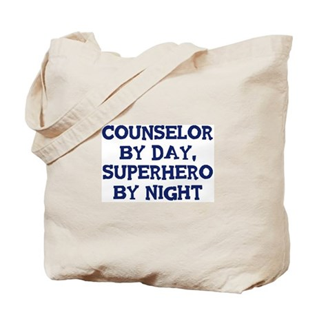 Counselor by day Tote Bag