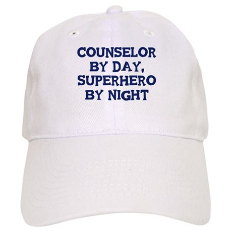 Counselor by day Cap