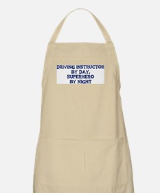 Driving Instructor by day BBQ Apron