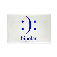 Cute Bipolar Rectangle Magnet