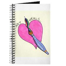 Cute Healer Journal