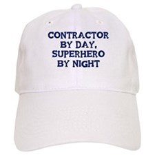 Contractor by day Baseball Cap