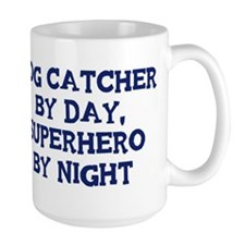 Dog Catcher by day Mug