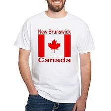 New Brunswick Flag Canada Shirt