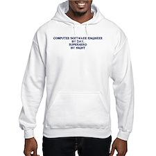 Computer Software Engineer by Hoodie