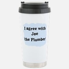 """I agree with Joe """"the Plumber"""" Stainless Steel Tra"""