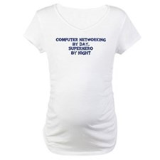 Computer Networking by day Shirt