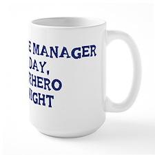 Database Manager by day Mug