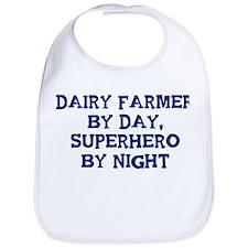 Dairy Farmer by day Bib
