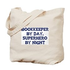 Bookkeeper by day Tote Bag