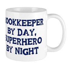 Bookkeeper by day Mug