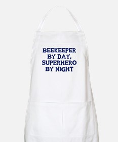 Beekeeper by day BBQ Apron