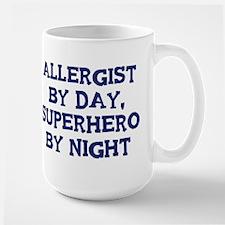 Allergist by day Mug