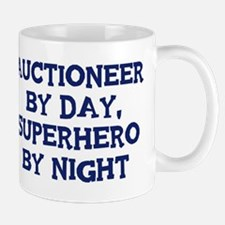 Auctioneer by day Small Small Mug