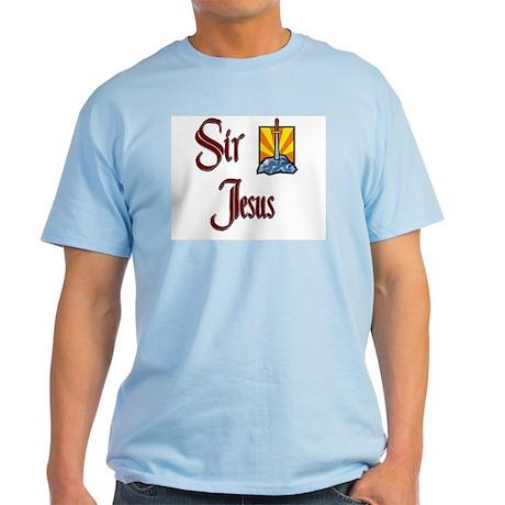 Sir Jesus Light T-Shirt