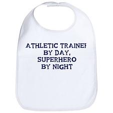 Athletic Trainer by day Bib