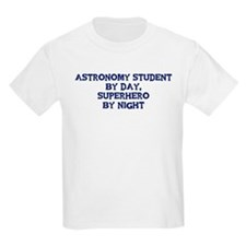 Astronomy Student by day T-Shirt
