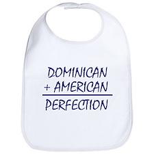 Dominican American heritage Bib