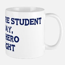 Architecture Student by day Small Small Mug