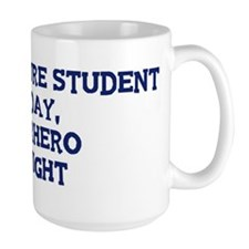 Architecture Student by day Mug
