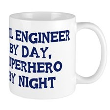 Civil Engineer by day Mug